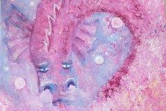 Roze-Vlam-Draak